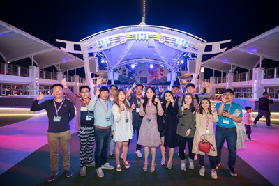 Hong Kong Hosts Largest-ever Top MICE Agent Awards Trip to Celebrate 2017 Performance