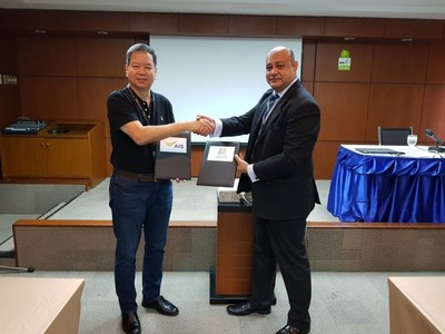 CellOS Software wins Big Data Analytics Solution Contract with AIS Thailand