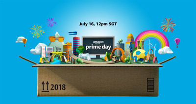 Amazon Announces Prime Day 2018 – An Epic Day (and a Half) of our Best Deals Starting July 16 with More Than One Million Deals Worldwide