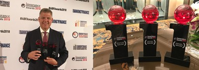 MetLife Hong Kong Wins Three Awards at the Insurance Asia Awards 2018