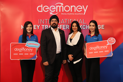 Breaking News: DeeMoney Becomes Thailand's ONLY Non-Bank to Hold International Money Transfer Money Exchange Licenses