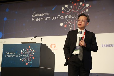 More than 400 IT professionals joined CLOUDSEC Hong Kong 2018