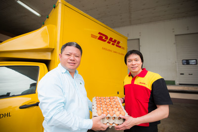 Dhl Ecommerce And Kasemchaifood Hatches New Plan To Deliver Farm