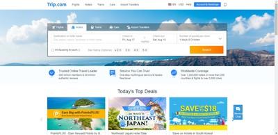 Trip.com攜手Ingenico Group推動國際化發展