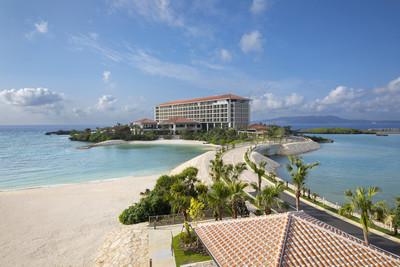 凱悅在日本首家海濱度假酒店——沖繩瀨良垣島凱悅酒店盛大開業