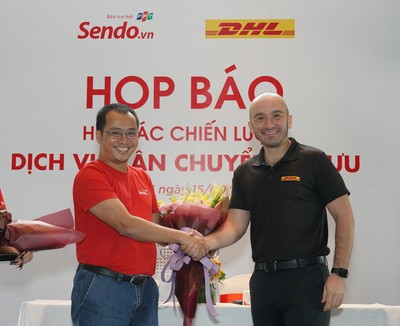 Sendo partners with DHL eCommerce for domestic delivery in Vietnam