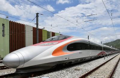 香港首條高速鐵路正式開通 快速連接香港與内地城市
