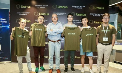 Blockchain Project Uranus hosted Singapore Meetup successfully