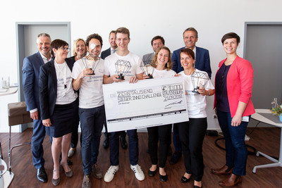 Vetter grants award for novel idea at the Open Innovation Challenge – Injection 2.0