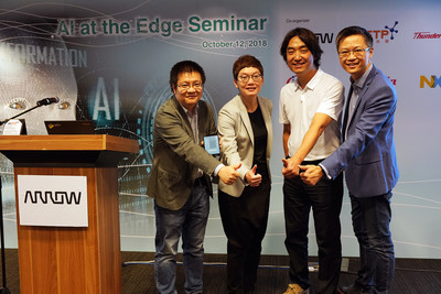 艾睿電子與中科創達協助工程師及開發者設計開發AI終端