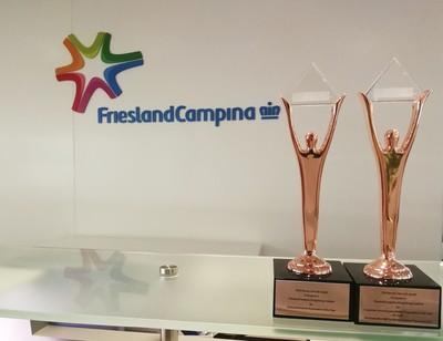 菲仕蘭(香港)榮獲第十五屆史蒂夫®國際商務大獎兩項銅獎殊榮