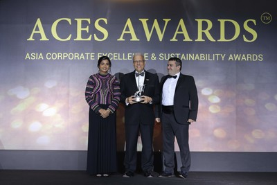 Manulife Malaysia CEO wins Outstanding Leaders in Asia by ACES Awards