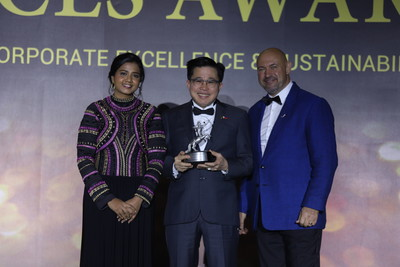 "Viventis Takes Home ""Asia's Most Promising SMEs"" Award"