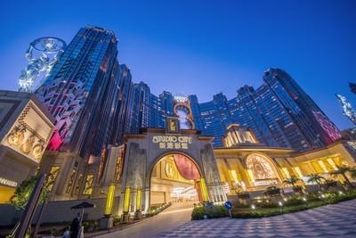 新濠影滙《狂電派》引爆澳門娛樂 電光火石全球最飈奇特技滙演