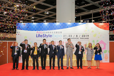 2019 Asia Lifestyle Expo Hong Kong's Comasia Prepares to Launch the First Edition of This Large-scale Expo in August 2019 in Bangkok, Thailand.