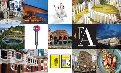 Hong Kong Design Centre Announces Recipients of the 2018 DFA Design for Asia Awards and DFA Hong Kong Young Design Talent Award