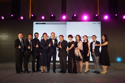 艾睿電子榮獲中國區「HR Asia 2018年亞洲最佳企業僱主」殊榮