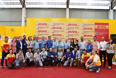 Michelin-backed joint venture selects DHL's end-to-end