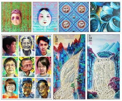高寶集團:榮譽贊助阿根廷藝術家Carolina Kollmann《Chinese Physiology 3D》作品展