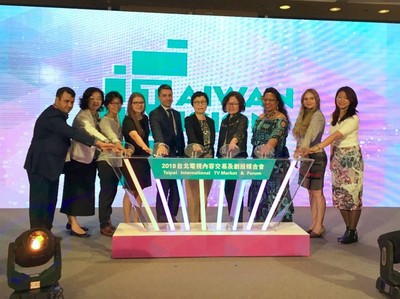 2018 Taipei International TV Market Forum opens: A new ecosystem for the TV content industry and a blossoming of cross-sectoral innovation