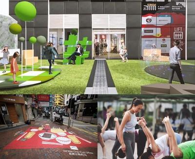 「#dd策動:#dd創玩24」 24小時無間斷創意體驗 善用空間、跟隨生活作息節奏 全天候探索灣仔日與夜 感受時間、空間、社區的自在共振 以設計連繫本地社群發展創意旅遊