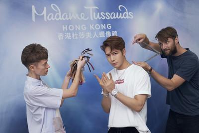 王嘉爾夢想成真 全球首尊蠟像明年亮相香港杜莎夫人蠟像館