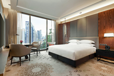 曼谷首家凱悅品牌酒店盛大開業