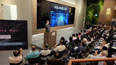 Blockchain Project OASIS BEBIT hosted Singapore Meetup successfully