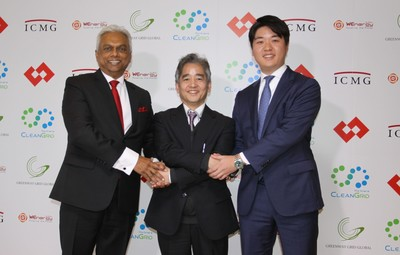 Singapore's WEnergy Global, ICMG Partners, Japan's TEPCO-PowerGrid collaborate on a US$100m Fund for SEA Clean Energy Projects