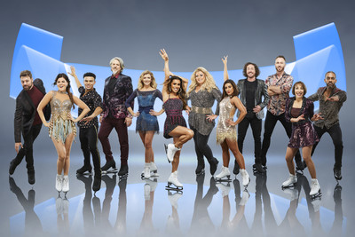 This February, tune in as Dancing on Ice returns to ITV Choice
