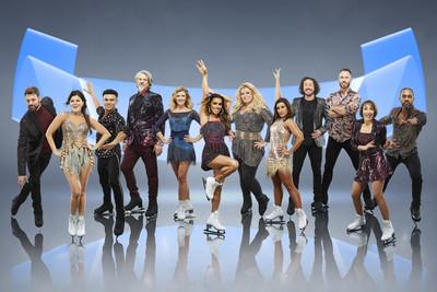 《花樣冰舞》(Dancing on Ice)即將在二月ITV Choice重磅回歸