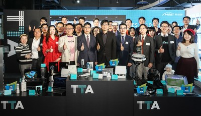 Taiwan 44 Startups Reached NT$ 5.5 Billion Business Opportunity at CES 2019