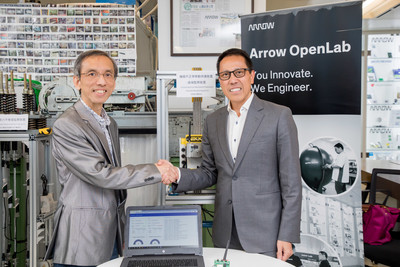 Arrow Electronics Helps Hong Kong Engineers Develop IoT-based Real-Time Monitoring Device for Raising Lift Safety Standards