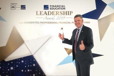 香港大都會人壽榮獲「企業理財教育領袖」獎項