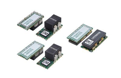 雅特生科技推出全新的50W高电流密度、非隔离式数字直流/直流电源模块,为5G无线网络节点和纤薄型的应用提供一个理想的电源系统解决方案