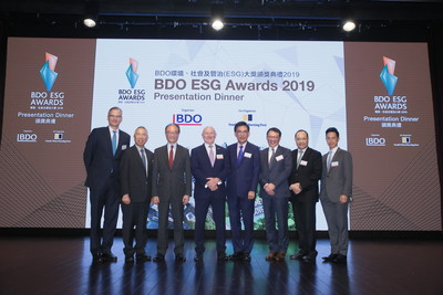 BDO announces winners of the BDO ESG Awards 2019 1
