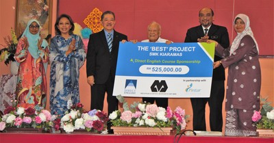 Direct English And PINTAR Foundation Launch Phase 2 Of RM525k 'Best' CSR Project 1