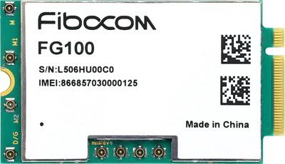 Fibocom Launches Intel® XMM™ 8160 Powered Global 5G Module 1