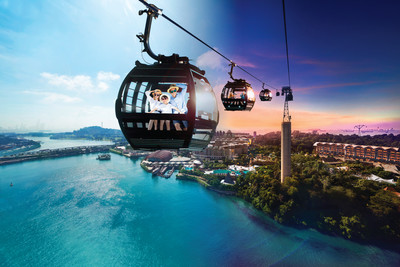 Celebrating 45 Years Of Scenic Views With Singapore Cable Car:  One Faber Group Rolls Out A Series Of Activities From March 2019 1