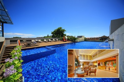 J4 HOTELS LEGIAN Guarantees All day and All Night of Memorable Fun in Bali 1