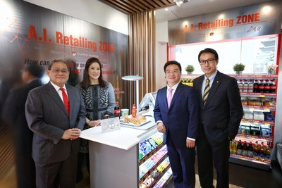 Fung Retailing Group and JD.com Showcase Hong Kong's First AI Checkout Experience
