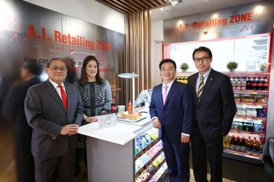 馮氏零售與京東於香港展示首個人工智能結賬體驗
