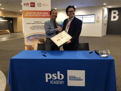 Singapore logistics charter and PSB Academy team up to deliver on future-ready supply chain graduates 1