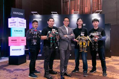 艾睿電子協助中國大灣區大型企業及初創公司 提升人工智能及物聯網方面的技術能力