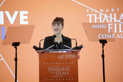 Thai Night brings the 'Creative Thai' spirit to Hong Kong FILMART 1
