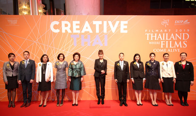 Thai Night brings the 'Creative Thai' spirit to Hong Kong FILMART 2