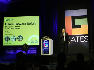 """GATES Summit: Consumer Channel Ready For """"Transformation, Technology and Tomorrow"""" 1"""