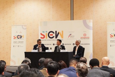 Accelerating Energy Transformation at Singapore International Energy Week 2019 1
