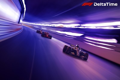 "Animoca Brands partners with Formula 1® to develop ""F1® Delta Time"" blockchain game 1"
