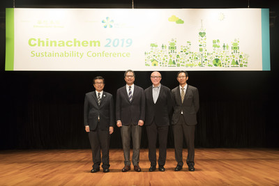 "Chinachem Group and Hong Kong Green Building Council co-organised  ""Chinachem Sustainability Conference"" with focus on Age-friendly 1"